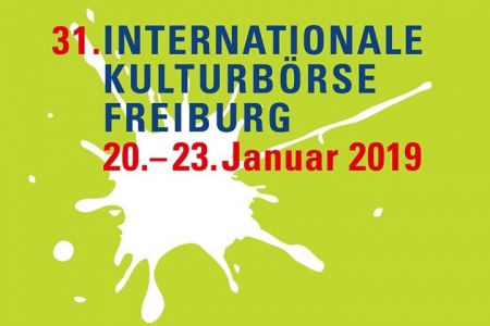 Logo Internationale Kulturbörse Freiburg 2019